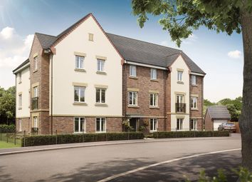 "Thumbnail 2 bed flat for sale in ""Primrose House "" at Forge Wood, Crawley"
