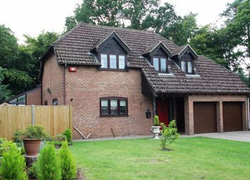 Thumbnail 4 bed detached house for sale in Brackenwood, Burghfield Common