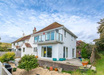 Thumbnail 3 bed semi-detached house for sale in Fox Hole, Seaford Road, Newhaven