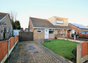 Thumbnail 2 bed bungalow for sale in Raithby Drive, Wigan