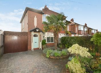 Thumbnail 2 bed semi-detached house for sale in 22 Birkdale Road, Stockport