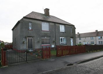 Thumbnail 3 bed semi-detached house for sale in Knowepark Road, Stoneyburn, Bathgate