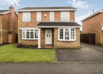 Thumbnail 4 bed detached house for sale in Beacon Hill Drive, Hucknall, Nottingham