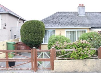 Thumbnail 1 bedroom semi-detached bungalow for sale in Laira Park Place, Laira, Plymouth