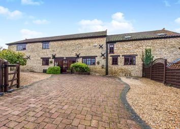 Thumbnail 5 bed barn conversion for sale in Manor Court, Rushden