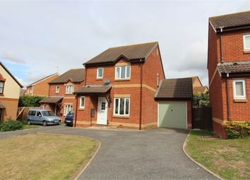 Thumbnail 3 bed detached house to rent in Shakespeare Way, Exmouth, Devon.