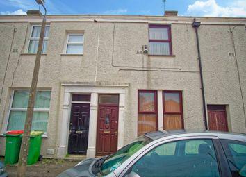 Thumbnail Terraced house for sale in Carr Street, Preston
