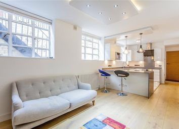 Thumbnail 2 bed flat to rent in Vicarage Gate, Kensington, London