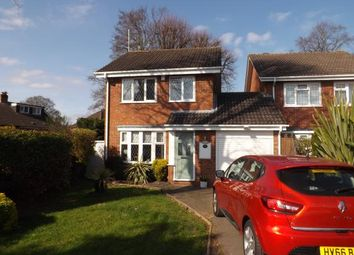 Thumbnail 3 bed link-detached house for sale in Glascote Close, Shirley, Solihull, West Midlands