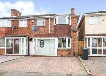 3 bed terraced house for sale in Arundel Road, Maypole, Birmingham B14