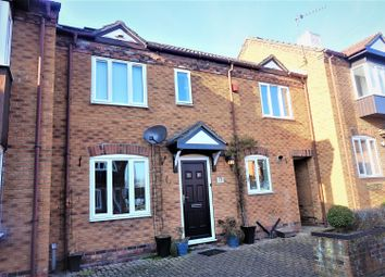 Thumbnail 2 bed town house for sale in Aima Court, Nettleham