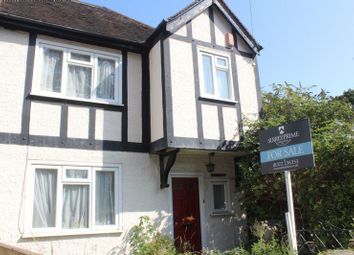 Thumbnail 3 bed end terrace house for sale in Deanfield Gardens, Hurst Road, Croydon
