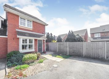 Thumbnail 2 bed semi-detached house for sale in Chard Drive, Luton