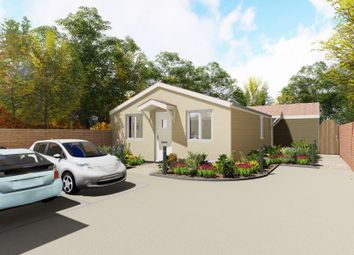 Thumbnail 1 bed semi-detached bungalow for sale in Gibb Lane, Catshill, Bromsgrove