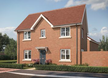"Thumbnail 3 bed property for sale in ""The Huntingdon"" at Buckingham Road, Steeple Claydon, Buckingham"