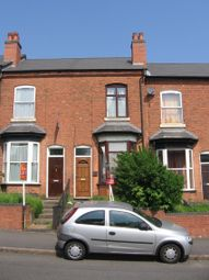 Thumbnail 3 bed terraced house to rent in Wellington Road, Perry Barr, Birmingham