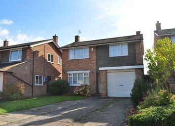 Thumbnail 3 bedroom detached house for sale in Marlborough Road, Collenswood Estate, Stevenage, Hertfordshire