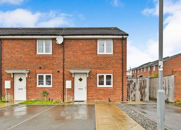 2 bed end terrace house for sale in Grange Way, Bowburn, Durham, Durham DH6