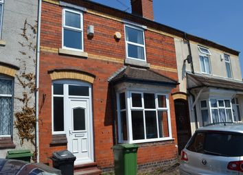 Thumbnail 2 bedroom terraced house to rent in Norman Street, Dudley