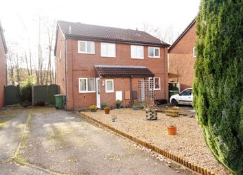 Thumbnail 2 bed semi-detached house for sale in De Warenne Close, Whitchurch