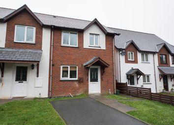 Thumbnail 3 bed semi-detached house for sale in Y Gerddi, Blaenplwyf, Aberystwyth