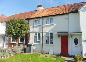 Thumbnail 2 bed terraced house for sale in Dale Avenue, Bromborough, Wirral
