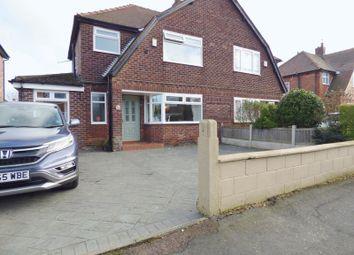 Thumbnail 3 bed semi-detached house for sale in Coronation Drive, Penketh, Warrington