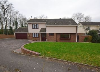Thumbnail 4 bed detached house for sale in Landor Court, Hempstead, Kent