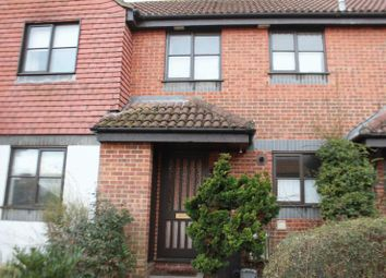 Thumbnail 1 bed terraced house to rent in Englefield Close, Englefield Green, Egham