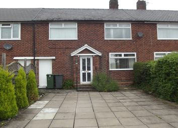 Thumbnail 3 bed terraced house to rent in Maple Grove, Bromborough, Wirral