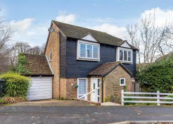 4 bed detached house for sale in Sadlers Close, Walderslade, Chatham ME5