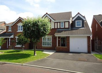 Thumbnail 4 bed detached house to rent in Peace Place, Thornton-Cleveleys