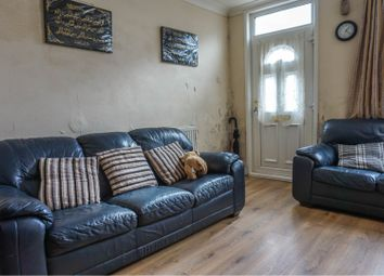 Thumbnail 2 bed terraced house for sale in Alma Road, Peterborough