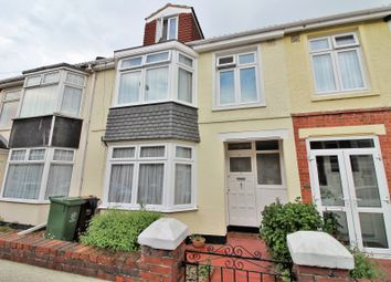 Thumbnail 5 bed terraced house for sale in Algiers Road, Portsmouth