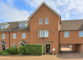 Thumbnail 4 bed terraced house for sale in Centaurus Square Curo Park, Frogmore, St. Albans