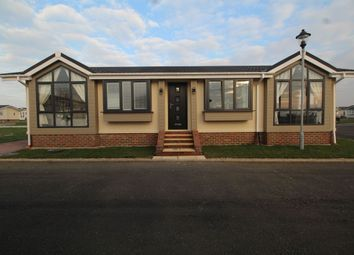 Thumbnail 2 bedroom bungalow for sale in Beach Court Faversham Road, Seasalter, Whitstable