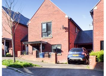 3 bed link-detached house for sale in Lavender Way, Sheffield S5