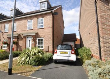 Thumbnail 4 bed town house for sale in Edgbaston Drive, Retford, Nottinghamshire