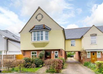 Thumbnail 4 bed detached house for sale in Back Road, Writtle, Chelmsford