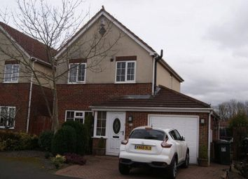 Thumbnail 3 bed detached house for sale in Thirlmere Close, Killingworth, Newcastle Upon Tyne
