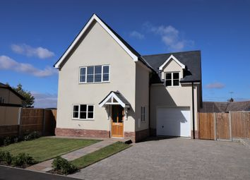 Thumbnail 4 bed detached house for sale in The Causeway, Hitcham, Ipswich, Suffolk