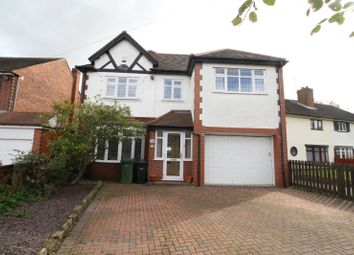 Thumbnail 4 bed detached house for sale in Wolverhampton Road, Sedgley, Dudley, West Midlands