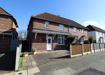 3 bed semi-detached house for sale in Danefield Road, Northwich CW9