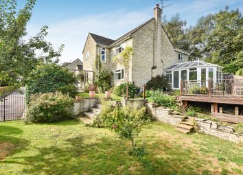 Thumbnail 4 bed detached house for sale in Bownham Park, Rodborough Common, Stroud