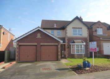 Thumbnail 4 bed detached house for sale in Cotswold Drive, Wellingborough