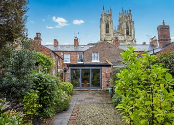 Thumbnail 3 bed town house for sale in St. John Street, Beverley