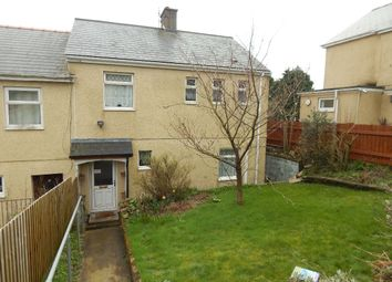 Thumbnail 3 bed end terrace house for sale in 24 Heol Onen, Brynfarm, Brynmawr