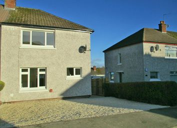Thumbnail 3 bed semi-detached house for sale in Queen Street, Bannockburn, Stirling