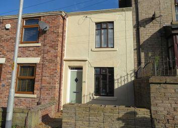 Thumbnail 2 bed terraced house for sale in Huddersfield Road, Waterhead