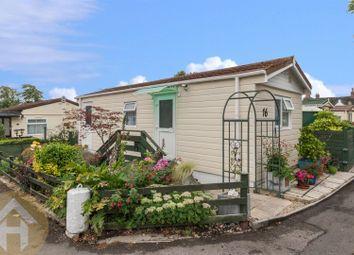 Thumbnail 1 bedroom mobile/park home for sale in Beamans Park, Royal Wootton Bassett, Swindon